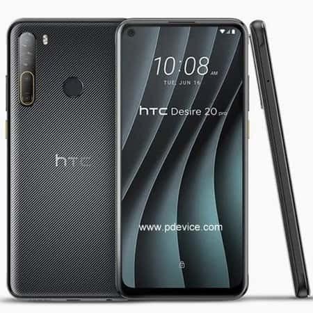 Image of Htc Disire 20 Pro 6Gb/128Gb Dual Sim Black