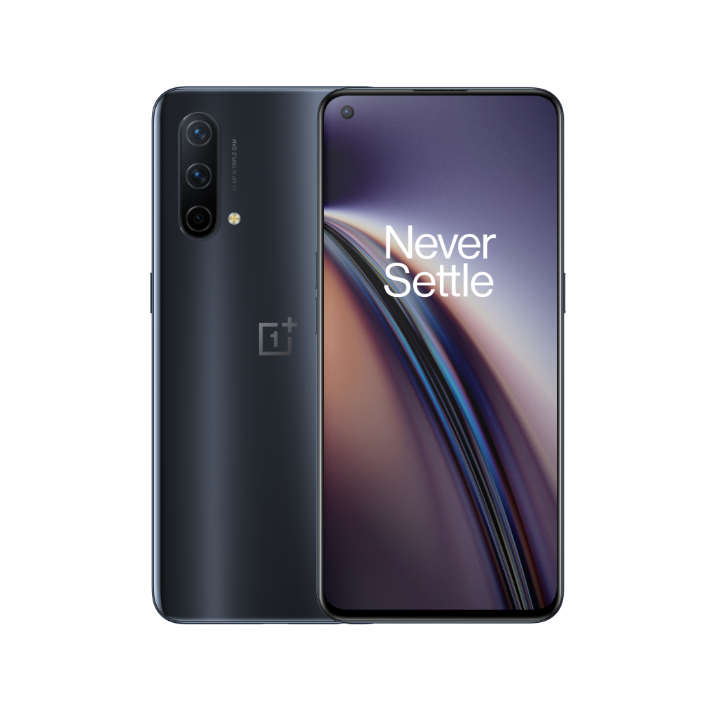 Image of Oneplus Nord Ce 8Gb/128Gb 5G Charcoal Ink EB2013 — Global Version